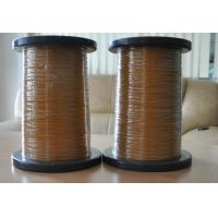 Buy cheap 0.16 - 1.0mm Self Solderable TIW Wire , High Voltage Copper Wire For Memory from Wholesalers