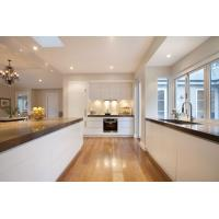 Buy cheap Wood Mdf Kitchen Cabinets Custom Furniture With Modern Simple Design from wholesalers