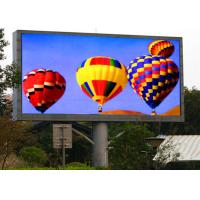P6 Outdoor Rental LED Display ,  Fixed Outdoor Advertising LED Display ScreenFull Color