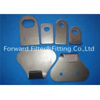 Quality Aluminum / Galvanized Steel Metal Casting Products Sheet Metal Stamping Parts wholesale
