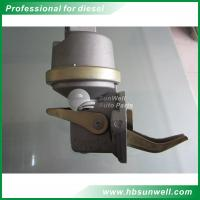 Buy cheap 3904374 6BT 5.9 fuel feed pump for excavator engine parts from Wholesalers