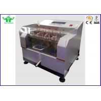 Buy cheap Small Footwear Testing Equipment , Maser Waterproof  Test Machine  90W from wholesalers
