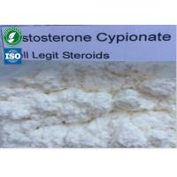 Testosterone Anabolic Steroid High Grade with 99% purity Testosterone Cypionate CAS 58-20-8