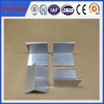Buy cheap Aluminium price per kg aluminum angle profile in china from Wholesalers