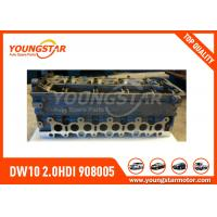 Buy cheap CITROEN C4 DW10 2.0HDT 908005 Engine Cylinder Head CULASSE 2000cc CITROËN C4 from Wholesalers