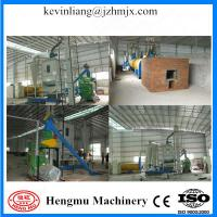 Buy cheap Dealership wanted high capacity wood pellet processing line with CE approved from Wholesalers