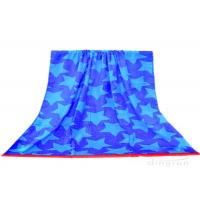 Extra Large Beach Towels 100*180cm , Personalized Swim Towels AZO Free