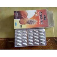 China Pineapple Natural Weight Loss Diet Pills Via Ananas Slimming Capsule No Rebound on sale