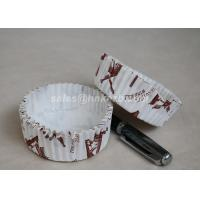 Quality Party / Weeding Custom Printed Baking Cups For Cupcakes / Dessert Polka Dots for sale