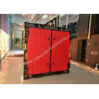 Buy cheap Light weight P10 Indoor Fixed LED Display panel with ultrathin die caste cabinet from Wholesalers