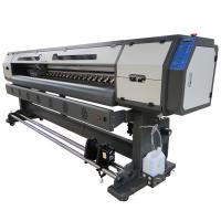 Quality Epson DX5 Print Head 1.8M Eco Solvent Printer For Vinyl / Perforate Window / Banner Printing wholesale