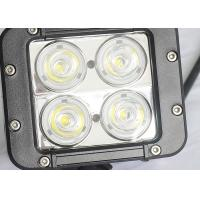 China 40W Offroad LED Driving Lights Beacon 4WD UTE SUV Jeep Driving Lights on sale