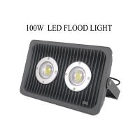 Buy cheap Outdoor 100W Led Flood Light IP65 waterproof CE FCC ROHS Certificate from Wholesalers