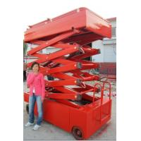 Buy cheap self-propelled electric lift table from Wholesalers