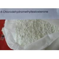 99% Testosterone Anabolic Steroid 4 - Chlorodehydromethyltestosterone 2446-23-3