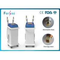 Buy cheap Vertical easy to delegates skin rejuvenation microneedle infini rf fractional micro needle rf machine from Wholesalers
