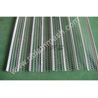 Buy cheap 2.5M Stainless Steel Expanded Metal Mesh V Type Reinforced Structure from wholesalers