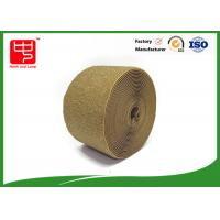 Buy cheap 100 Mm Wide hook and loop tape for sewing , touch and close fastener from Wholesalers