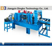 Buy cheap Middle Plate Style Cable Tray Forming Machine with Chain Drive Type from Wholesalers