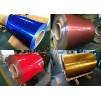Alloy 3003 Coated Aluminum Coil 38μm Max Coating Thickness For Lamination Sheet