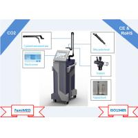 Buy cheap Fractional Vaginal Tightening CO2 Laser Equipment with USA imported RF Tube FemiMED from Wholesalers