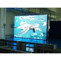 High Contrast P10 Indoor Flexible LED Display Super Light Easy Transport