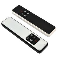 Quality Integrated Plastic RF Wireless Presenter / Red Laser Pointer For Powerpoint Presentation wholesale