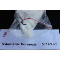 Buy cheap Injectable Testosterone Steroids / Testosterone Decanoate Raw Steroid Powders 5721-91-5 To Gain Weight from Wholesalers