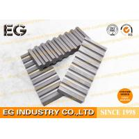 Buy cheap High Press Graphite Gauge Mold , 45 Mpa Bending Strength Custom Graphite Ingot Molds from Wholesalers