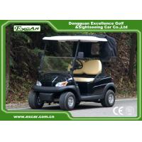 Buy cheap 2 Seater Caddie Plate Electric Car Golf Cart For Mission Hill Golf Club from wholesalers