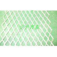 Buy cheap Stainless Steel Expanded Metal Lath , ISO Certified Diamond Mesh Metal Lath from wholesalers