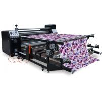 Buy cheap 1.8M Rotary Printing Paper Roller Heat Transfer Machine Sublimation CE Approval from Wholesalers
