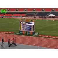 Buy cheap P6 Outdoor Sport Stadium LED Display Scoreboard with CE UL FCC from Wholesalers