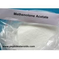 Buy cheap Androgenic Steroid Primobolan Steroid Acetate Methenolone Powder CAS 434-05-9 from wholesalers
