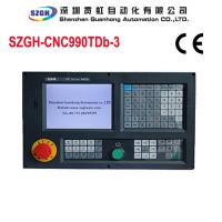 128M Memory 3 Axis CNC Lathe Controller 0-10V Analog voltage output