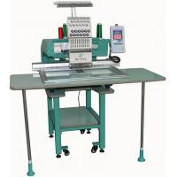Buy cheap Single Head Computerized Embroidery Machine for Cap & T-shirt from Wholesalers