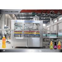 Buy cheap Volumetric Hot Filling and Capping Machines For Juice/Tea from wholesalers