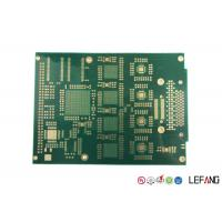 Buy cheap Customized PCB Fr4 Printed Circuit Board 6 Layers For Automotive Power Board from wholesalers
