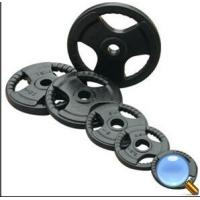 Buy cheap Rubber Weight Plates from wholesalers