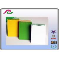 Buy cheap Mini A6 Spiral Bound Notebooks , pupil offset printing Daily Notebook from Wholesalers