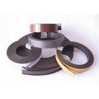 Quality 4.95 g/ cm3 Permanent Flexible Magnetic Material, Rubber  magnet, Isotropic rubber wholesale