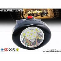 Buy cheap 1 Watt Light Weight Safety Cordless Mining Lights Explosion Proof 2.8Ah Battery from Wholesalers