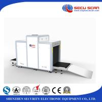 Buy cheap CE Security Inspection Luggage X Ray Machines With Big Tunnel Size 100 * 100cm from Wholesalers