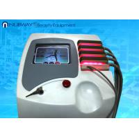 Buy cheap 650nm Diode Lipo Laser Slimming Machine For Body Shaping , 50Hz - 60Hz from Wholesalers
