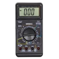 Buy cheap M890C(CE) Large LCD Display Digital Multimeter from Wholesalers