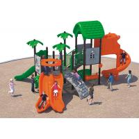 Buy cheap Small Size Outdoor Playground Equipment Professional Kids Entertainment Place from Wholesalers