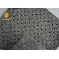 Quality Needle Punched Felt Polyester needle punched Nonwoven with Floral Dots wholesale