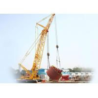 Buy cheap Durable XCMG Mobile crawler crane rental Hydraulic lift XGC300 from wholesalers