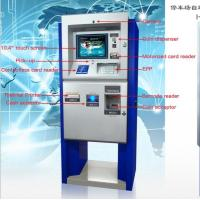 Buy cheap Automatic Car Parking Payment Terminal from wholesalers