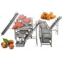 Buy cheap Hazelnut Almond Shell Cracking Machine Manual Henan GELGOOG Machinery 1000kg/H from Wholesalers